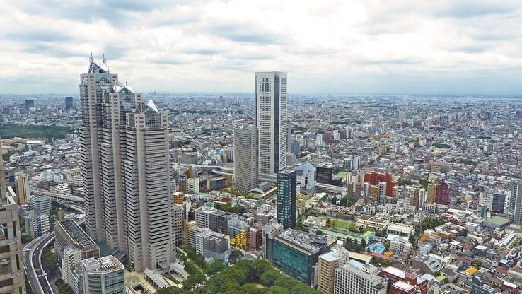 Japonia: trzęsienie ziemi w rejonie Tokio