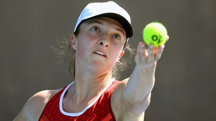 Australian Open: Iga Świątek ma już plan na mecz z Arantxą Rus
