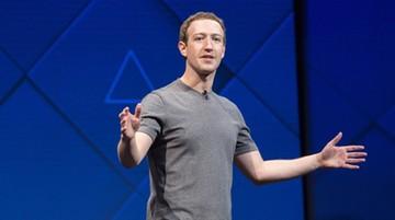 Mark Zuckerberg złoży zeznania w amerykańskim Senacie. W związku z aferą Cambridge Analytica
