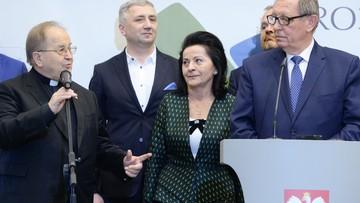 19,5 mln zł dla inwestycji o. Rydzyka. Szyszko o geotermii: wystarczy sięgnąć i korzystać
