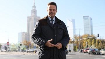 Środowiska LGBT+ apelują do Trzaskowskiego, by podpisał deklarację przed wyborami