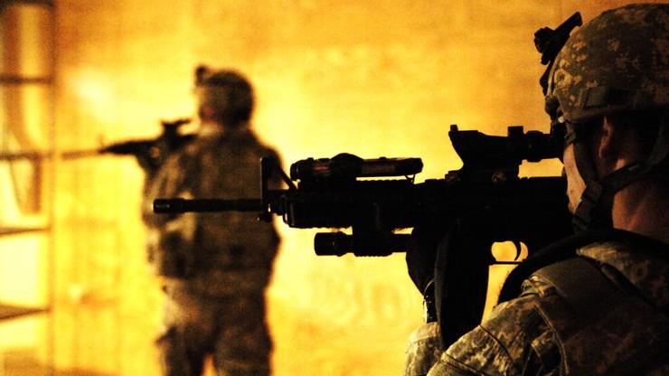Siły USA schwytały specjalistę IS ds. broni chemicznej