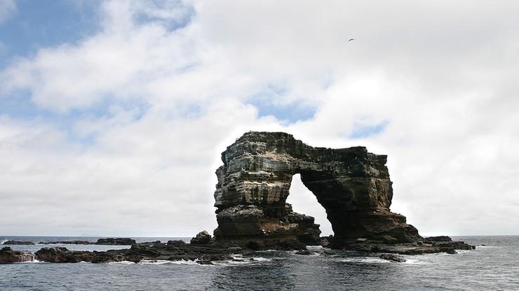 Zniknął znany widok z archipelagu Galapagos. Ministerstwo podało przyczynę