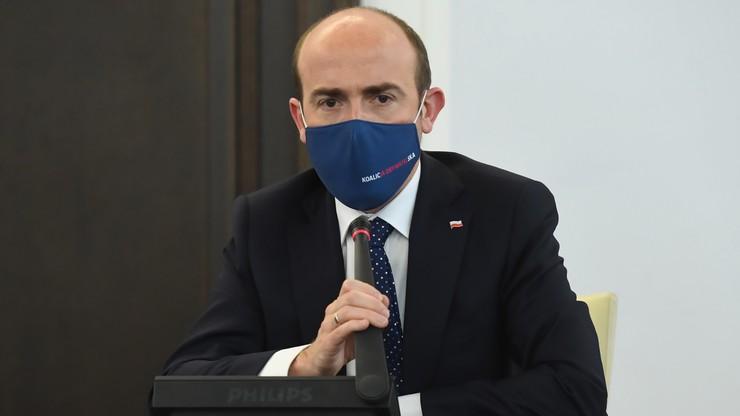 """Borys Budka był zakażony koronawirusem. """"Nie informowaliśmy o tym"""""""
