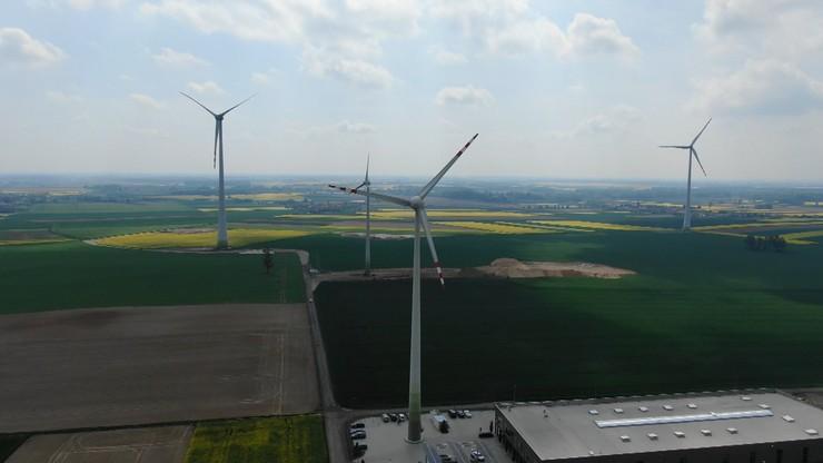 Zmiany w przepisach dotyczących farm wiatrowych. Mniejsza odległość między wiatrakami
