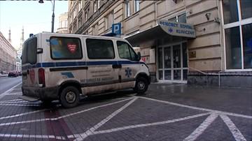 Lekarze ze szpitala pediatrycznego w Warszawie rozpoczną spór zbiorowy. Domagają się poprawy sytuacji finansowej placówki