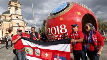 Dziś rozpoczyna się mundial. Wszystkie drużyny już w Rosji