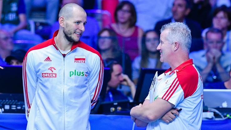 Heynen: Najlepszym siatkarzem świata wciąż jest Kurek