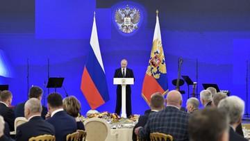 """""""Jakby nie pamiętali, kto napadł na Polskę i ZSRR"""". Putin oskarża Parlament Europejski"""