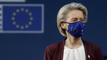 Szefowa KE: na razie bez mechanizmu warunkowości wobec Polski i Węgier