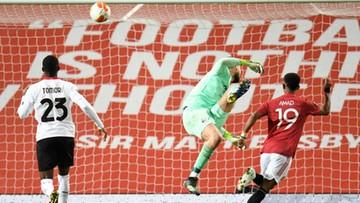 Nie Diallo się zbyt wiele. AC Milan wyszarpał remis na Old Trafford