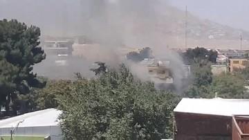 Samobójczy atak obok ambasady Iraku w Kabulu. Państwo Islamskie przyznało się do zamachu