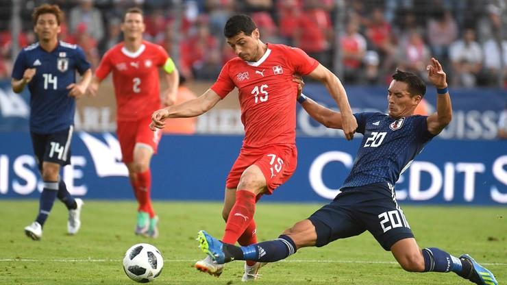 MŚ 2018: Porażka Japonii w meczu towarzyskim