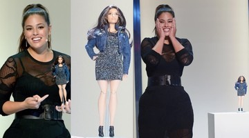 Barbie w rozmiarze XL, czyli rewolucja w świecie lalek