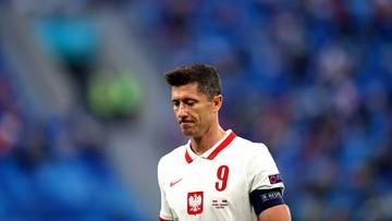 Lewandowski rozegrał 120. mecz w reprezentacji Polski