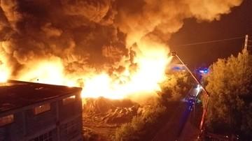Prokuratura wszczyna śledztwa w miejscach, w których ostatnio doszło do pożarów wysypisk śmieci