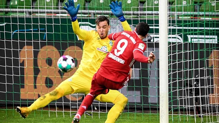 Bundesliga: Wysoka wygrana Bayernu. 268. gol Lewandowskiego (WIDEO)