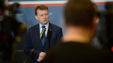 Błaszczak: służby przygotowane do zabezpieczenia ŚDM i szczytu NATO