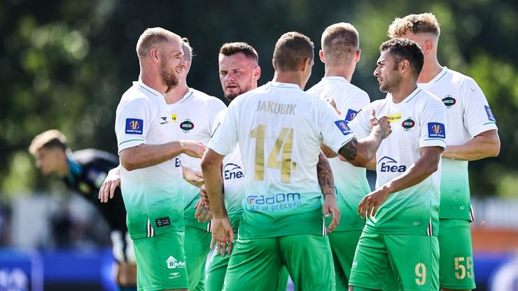 Fortuna Puchar Polski: Pogoń pokonana! Szalona końcówka i awans Radomiaka