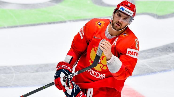 NHL: Owieczkin strzelił trzy gole w niecałe pięć minut