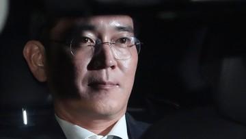 Wiceprezes Samsunga aresztowany. Afera korupcyjna w Korei Płd.