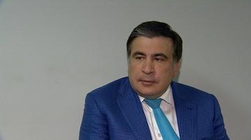 Saakaszwili skazany zaocznie na 6 lat za nadużycie władzy