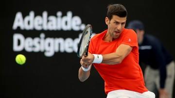 Novak Djokovic zaskoczył wszystkich. Najpierw się wycofał, później wrócił
