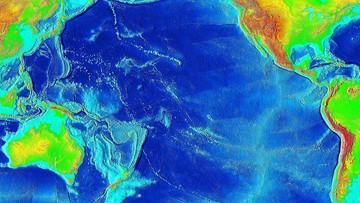 """Superwulkan """"rodzi się"""" pod dnem Pacyfiku. Zniszczy ludzkość"""