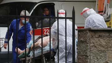 Rekordy zakażeń i ofiar śmiertelnych. Koronawirus - Raport Dnia