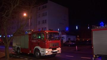 Areszt dla mężczyzny, który gromadził materiały wybuchowe w bloku