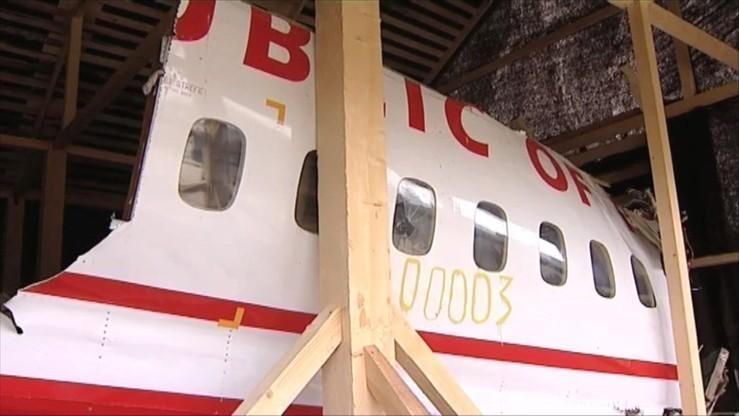 Nowaczyk o odzyskaniu wraku Tu-154M: apel do prezydenta USA o pomoc to jedna z możliwości