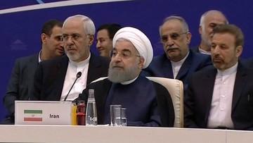 Prezydent Iranu ogłosił koniec Państwa Islamskiego