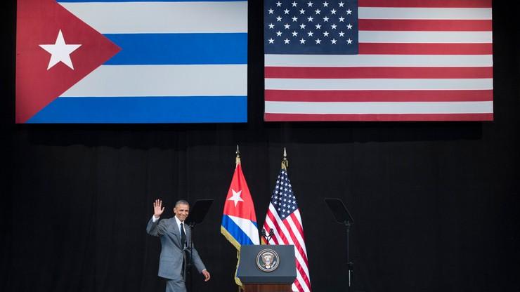 Obama: Kuba nie ma czego się obawiać ze strony USA