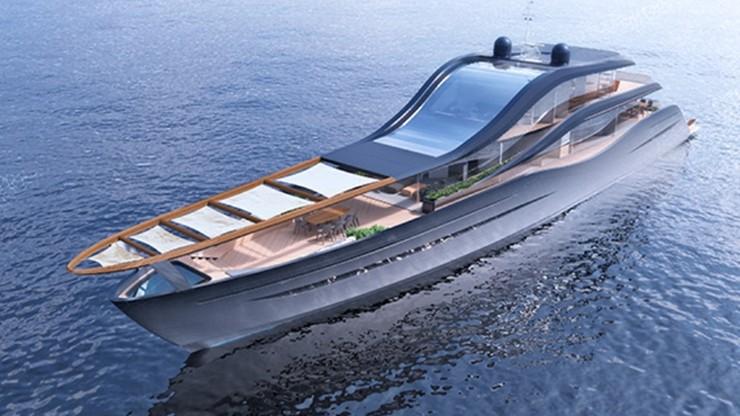 Polka projektuje luksusowe jachty. Jej pomysły podbijają świat