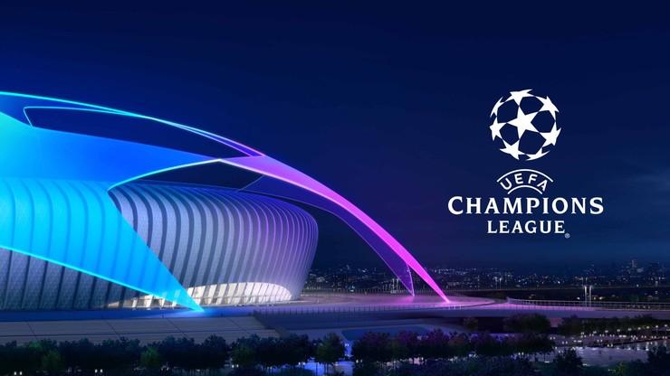 Liga Mistrzów: Terminarz 1/8 finału