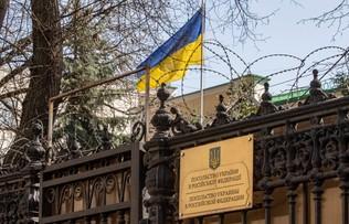 Rosyjski dyplomata wydalony z Ukrainy. Po zatrzymaniu przedstawiciela Kijowa w Petersburgu