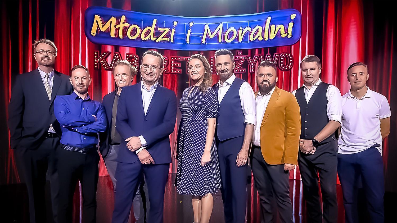 """""""Kabaret na żywo. Młodzi i Moralni"""": Nowa porcja skeczów"""