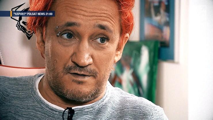 """""""0,7 litra dziennie przez 22 lata"""". Michał Wiśniewski w """"Raporcie"""" o uzależnieniach"""