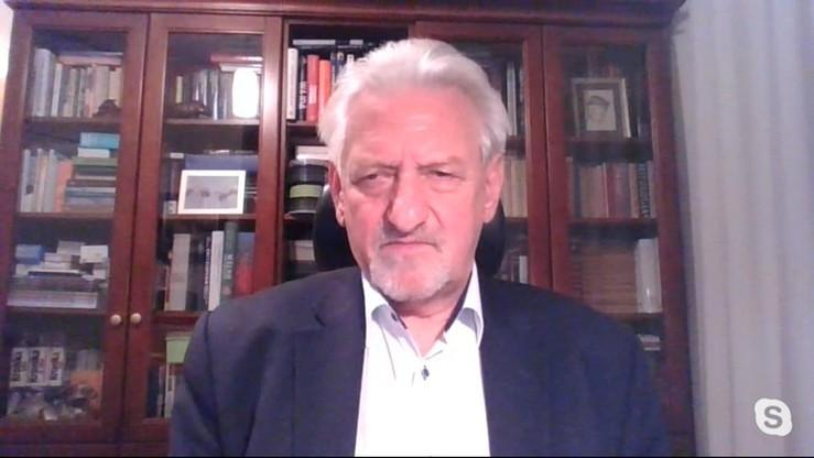 Prof. Horban: brytyjski wariant koronawirusa na pewno jest w Polsce