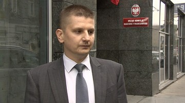 """""""Chrzanowski był w środę swoim gabinecie, ale nie miał dostępu do żadnych dokumentów"""""""