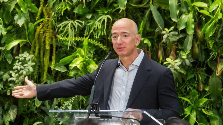 Jeff Bezos pobił rekord zamożności. Pękła granica 200 miliardów dolarów