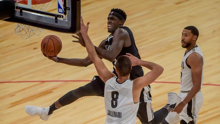 NBA: Wzrasta pułap wynagrodzeń