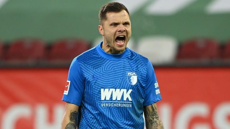 Bundesliga: Rafał Gikiewicz bohaterem. Obronił rzut karny w meczu ze swoją byłą drużyną (WIDEO)