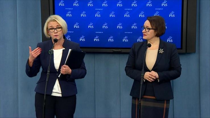 PiS składa w Sejmie projekt ustawy ws. sześciolatków