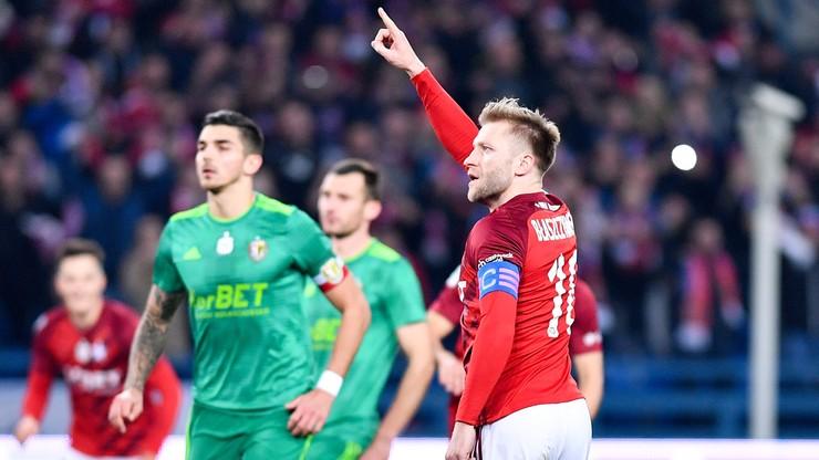 Błaszczykowski dał Wiśle zwycięstwo w meczu ze Śląskiem