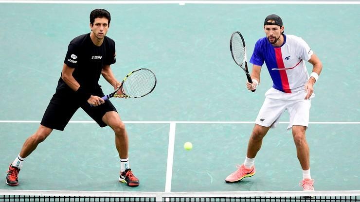 ATP w Rotterdamie: Kubot i Melo awansowali do ćwierćfinału