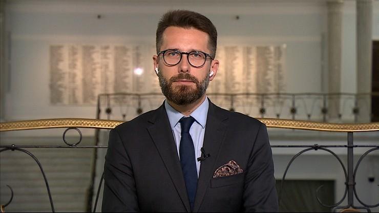 """""""To zagrywka propagandowa, mimo to władze PiS zajmą się tematem"""". Fogiel odpowiada Tuskowi"""