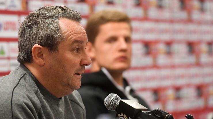Trener Łotyszy: Trudno mi było przygotować zespół