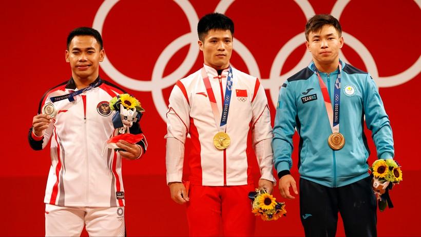 Tokio 2020: Triumf Li Fabin w kategorii 61 kg