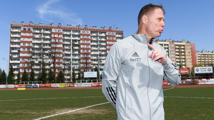 Fortuna 1 Liga: ŁKS Łódź - Arka Gdynia. Relacja i wynik na żywo